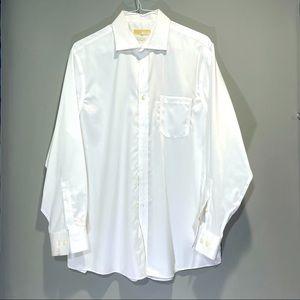Michael Kors Men's Dress shirt long sleeve